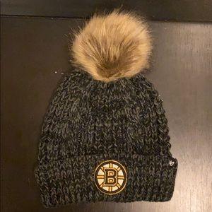 Boston Bruins Meeko '47 Cuff Knit Hat